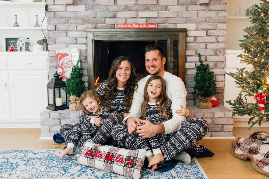Caitlin Houston Family