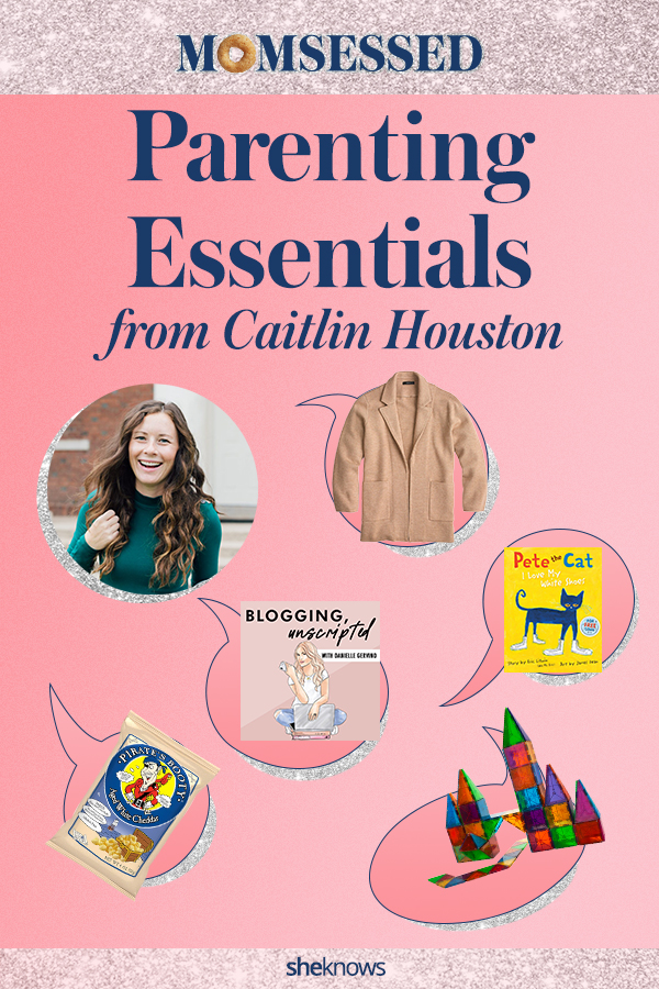 Caitlin Houston Momsessed