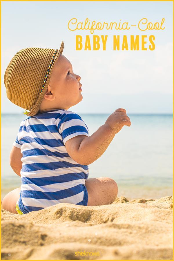 West coast baby names