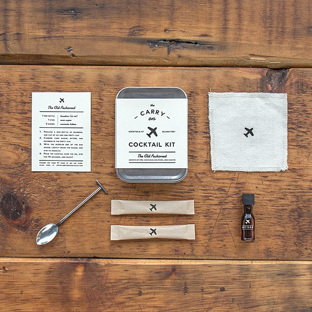 60 Stocking Stuffers for Everyone On Your List: Cocktail Kit