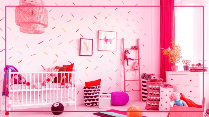 how to design a kids room