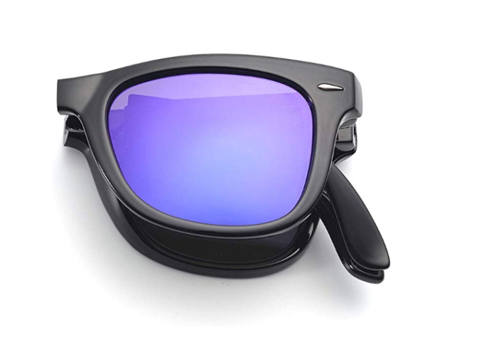 60 Stocking Stuffers for Everyone On Your List: Foldable Sunglasses