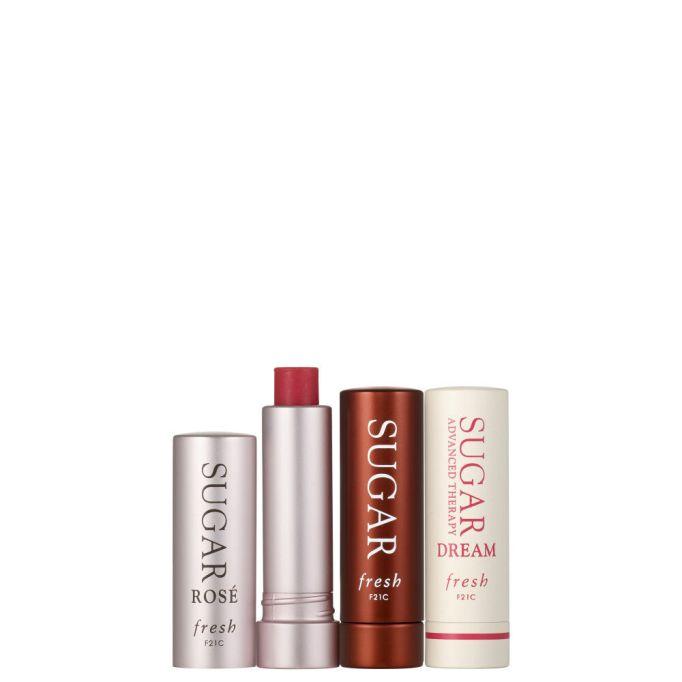 60 Stocking Stuffers for Everyone On Your List: Fresh Beauty Lip Balm Set