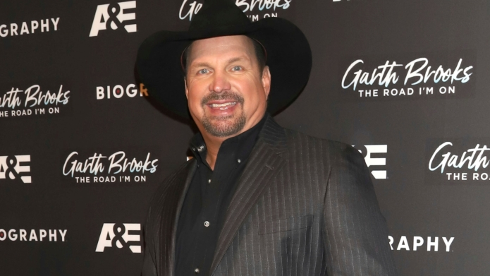 Garth Brooks opens up about being