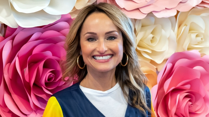 We Got to Peek Inside Giada De Laurentiis' LA Home & It Wasn't at All What We Expected