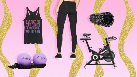 workout fitness gift guide