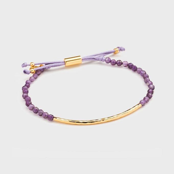 60 Stocking Stuffers for Everyone On Your List: Gemstone Bracelet