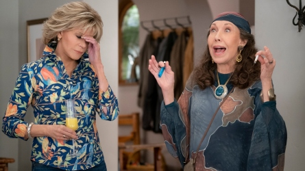 'Grace and Frankie' season 6.