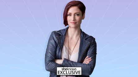 Exclusive: Chyler Leigh tells SheKnows about
