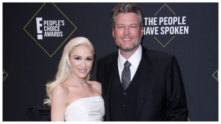 Gwen Stefani Blake Shelton engaged