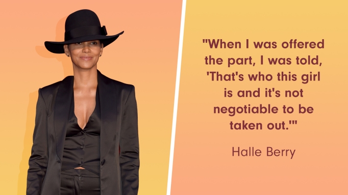 Halle Berry was pressured to take her clothes off for 'Swordfish'