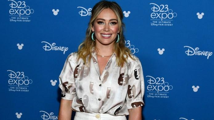 Hilary Duff, 'Lizzie McGuire' Reboot Isn't