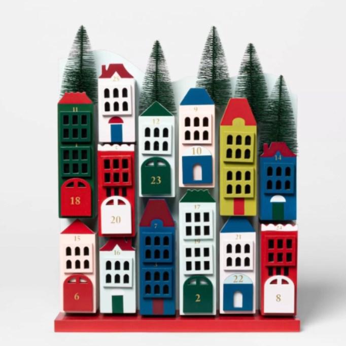 Countdown Christmas Village — Threshold.