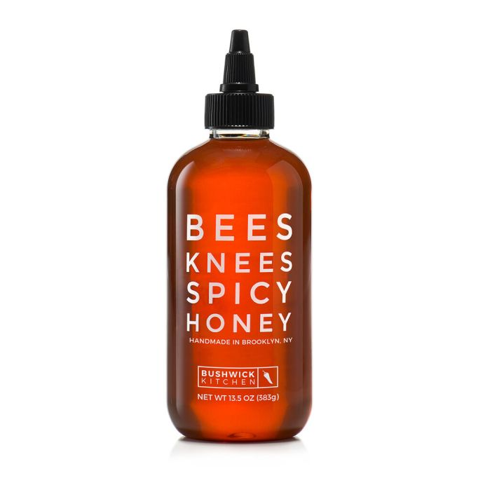 60 Stocking Stuffers for Everyone On Your List: Spicy Honey