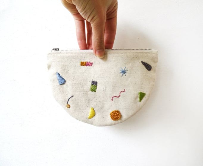 Holiday Gifts Even Angsty Teens Will Love: Half Moon Clutch