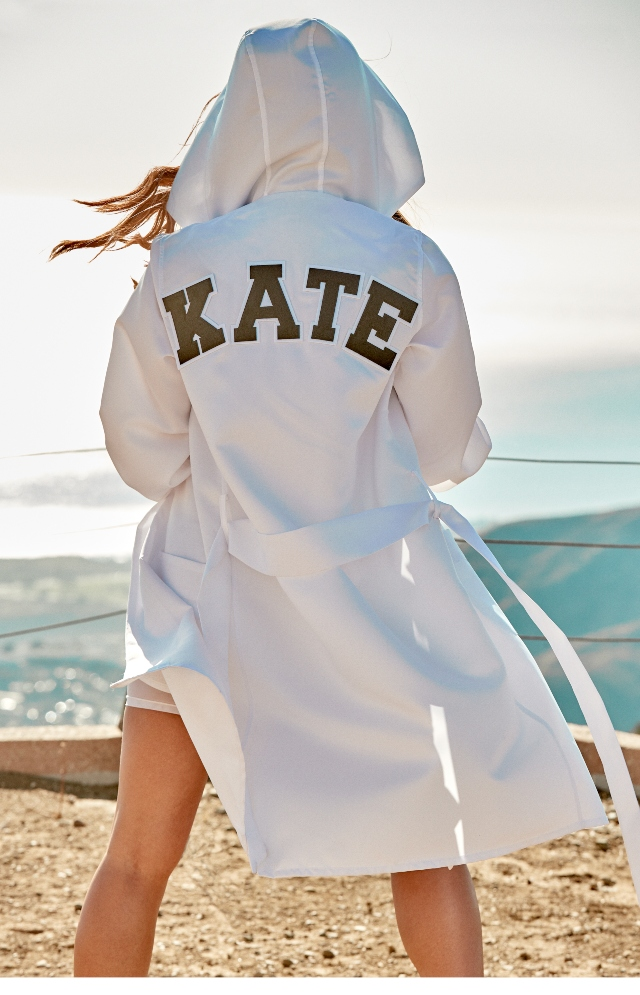 Kate Beckinsale in Women's Health.