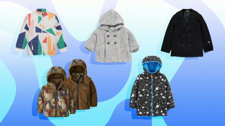 Winter Kid Coats