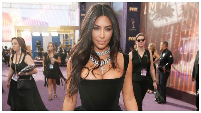 Kim Kardashian North West Christmas gift