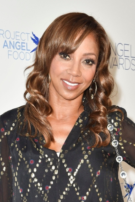 Holly Robinson-Peete.