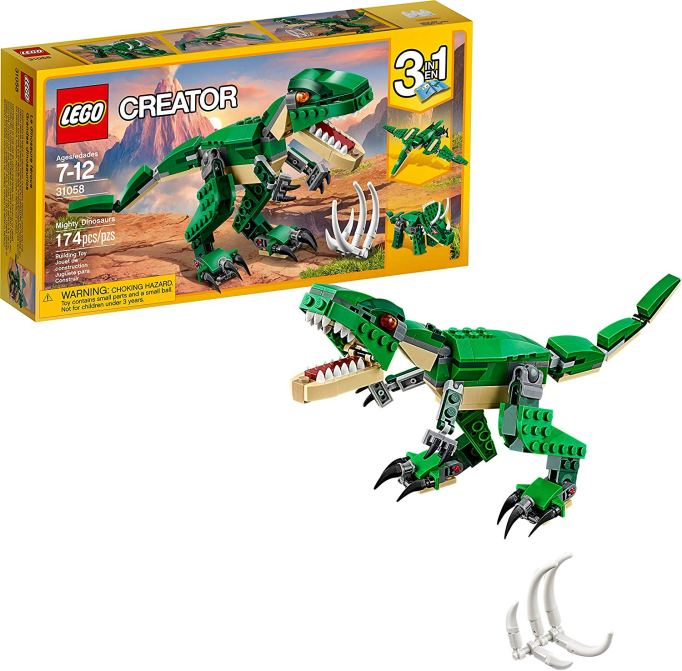 60 Stocking Stuffers for Everyone On Your List: LEGO Set