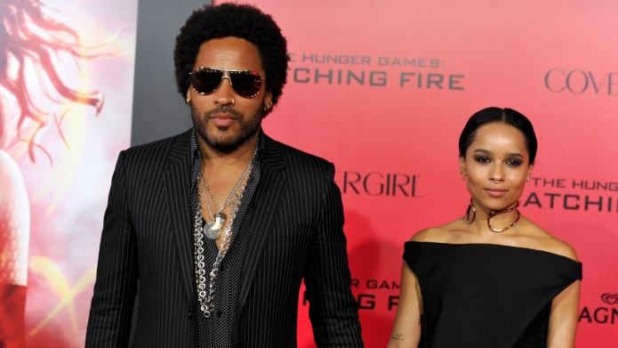 Lenny Kravitz Shares Sweetest Father-Daughter Throwback Photo to Celebrate Zoë Kravitz's Birthday