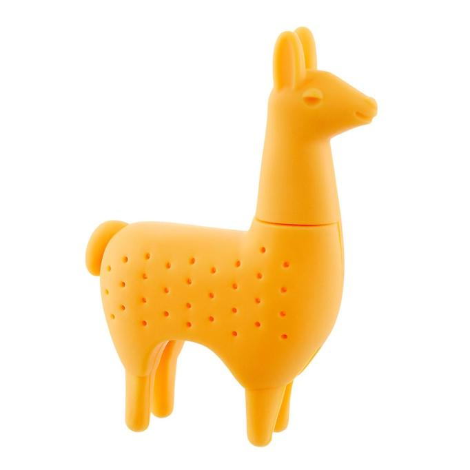 60 Stocking Stuffers for Everyone On Your List: Llama Tea Infuser