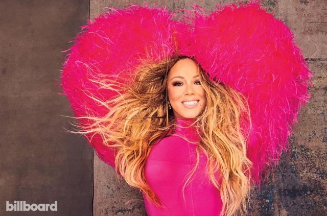 Mariah Carey Billboard issue.