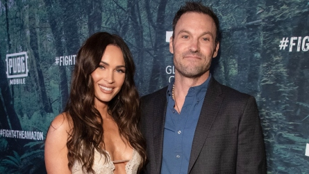 Megan Fox & Brian Austin Green.