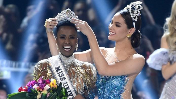 Miss Universe 2019 South Africa Zozibini