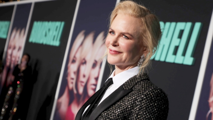 Nicole Kidman Says 'There's No Right