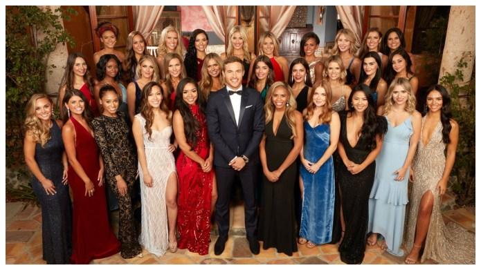 'The Bachelor' 2020 cast