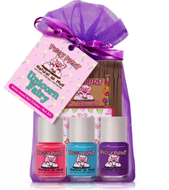 60 Stocking Stuffers for Everyone On Your List: Nail Polish Set for Kids
