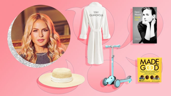 Rachel Zoe Mom essentials