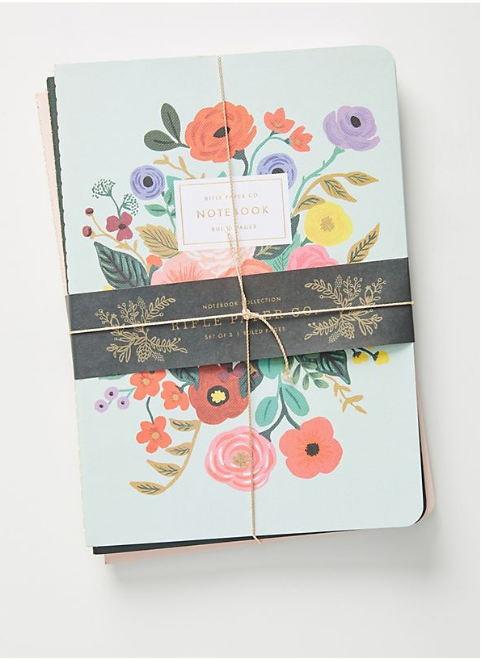 60 Stocking Stuffers for Everyone On Your List: Notebooks