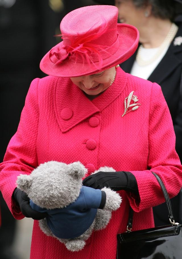 Royal family Queen Elizabeth.
