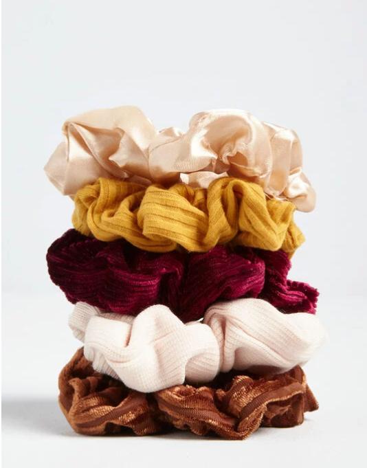 60 Stocking Stuffers for Everyone On Your List: Scrunchie Set