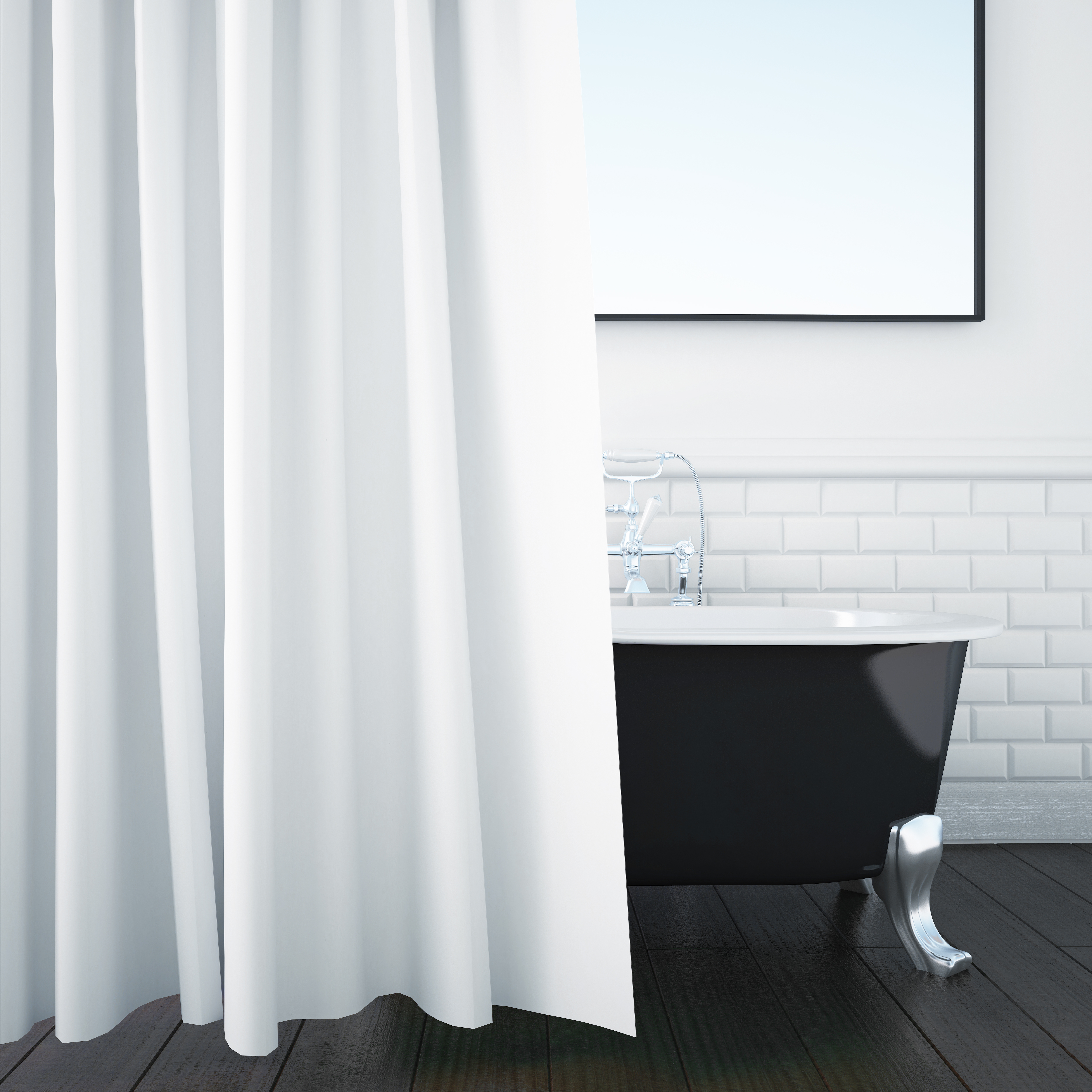 The Best Shower Curtains To Buy On Amazon