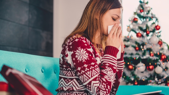 Christmas Tree Syndrome Might Be The Real Reason For Your December 'Flu'