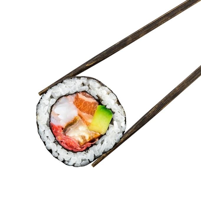 Trader Joe's Sushi