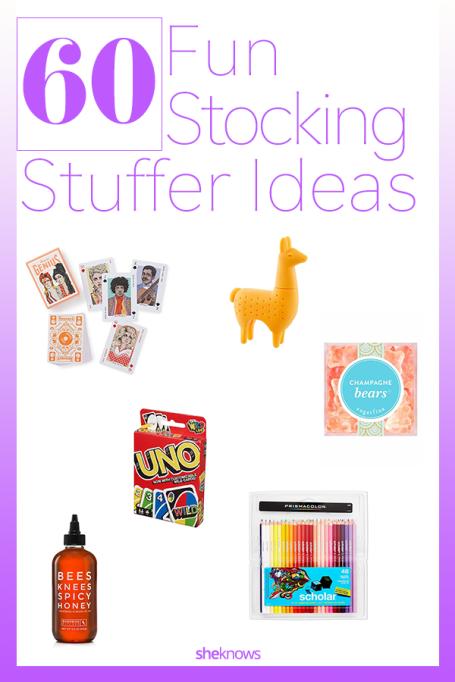 Stocking Stuffers Ideas