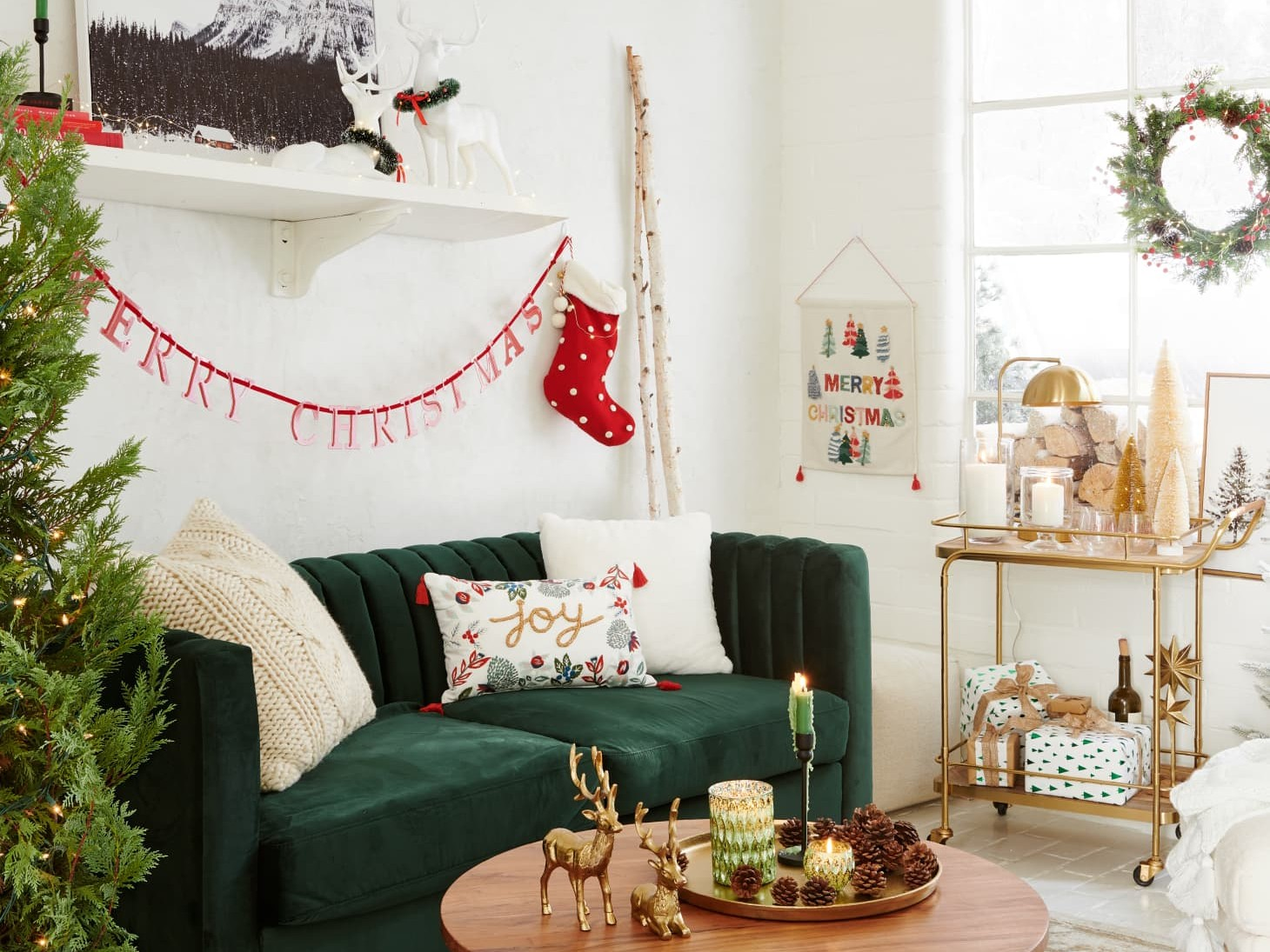 Best Target Holiday Décor Picks To Deck Your Halls Everywhere Else Sheknows
