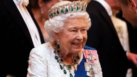 Queen Elizabeth II hiring social media