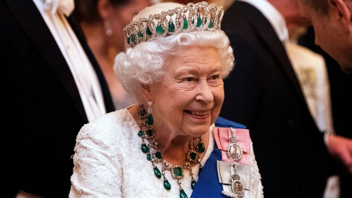 Queen Elizabeth II hiring social media