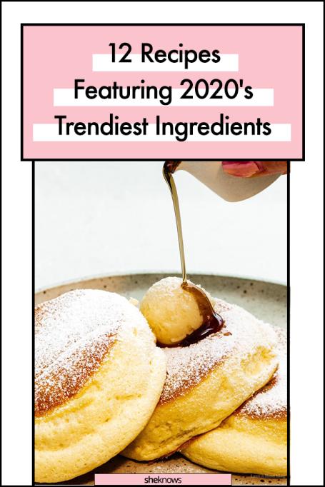 Trendy 2020 Ingredients