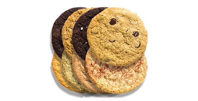 Vegan Cookie Sampler