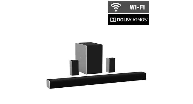 Vizio Wireless Home Theater Sound System