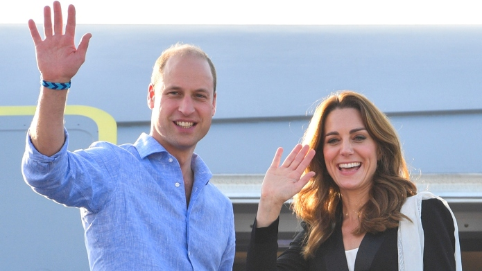 Kate Middleton & Prince William Prepare