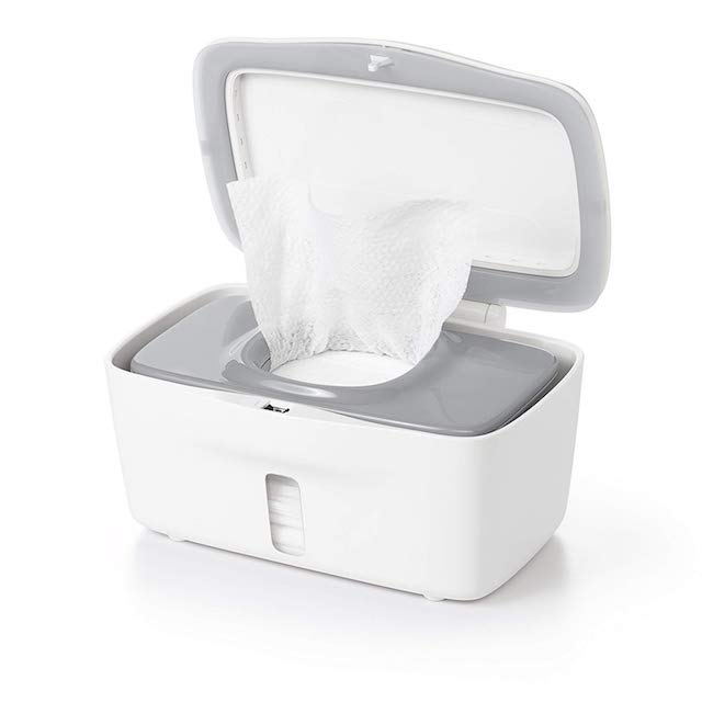 Baby Wipe Case Box Carry Case Nappy Wet Wipes Dispenser Box For Baby Travel JI