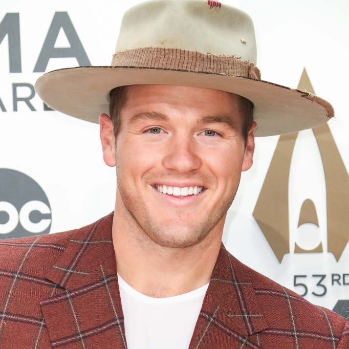 Former star of 'The Bachelor' Colton Underwood