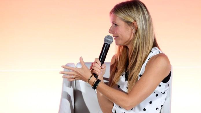 Gwyneth Paltrow (Founder and Chief Executive